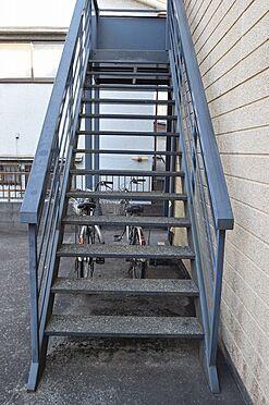 アパート-千葉市若葉区桜木北3丁目 共用部の清掃は弊社へお任せ下さい