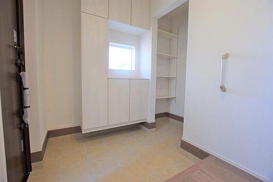 新築一戸建て-仙台市泉区旭丘堤1丁目 玄関