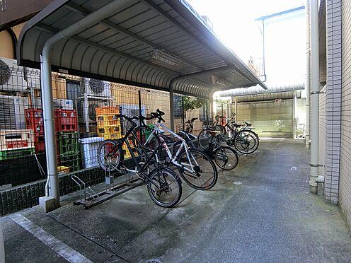 区分マンション-品川区荏原4丁目 自転車置き場:空き有り、無償