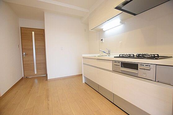 中古マンション-葛飾区立石4丁目 キッチン