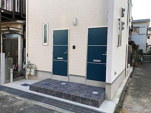アパート-尼崎市南武庫之荘8丁目 外観