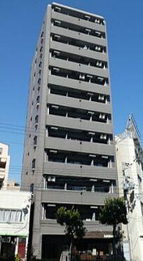 区分マンション-大阪市中央区上町1丁目 スタイリッシュな印象の外観