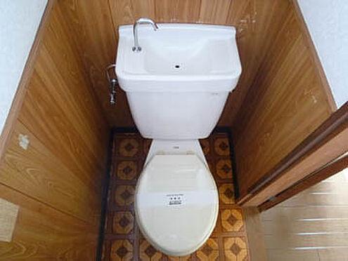 アパート-水戸市堀町 トイレ
