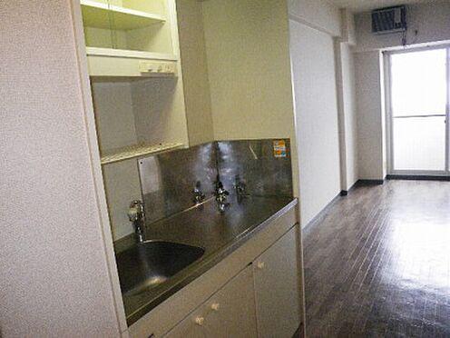 マンション(建物一部)-札幌市豊平区中の島一条10丁目 キッチン