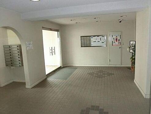 マンション(建物一部)-大阪市住吉区千躰1丁目 落ち着いた印象のエントランス