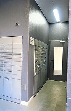 マンション(建物一部)-中央区八丁堀4丁目 メールボックスには宅配ボックス有り