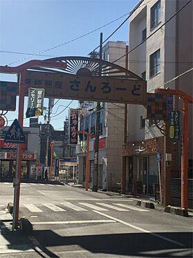 土地-坂戸市にっさい花みず木5丁目 さんろーど(3308m)