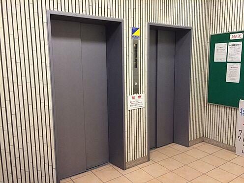 マンション(建物一部)-豊島区東池袋4丁目 エレベーターは2基設けております