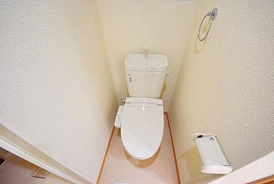 アパート-横浜市港北区大曽根1丁目 トイレ