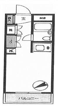 中古マンション-板橋区成増1丁目 間取り