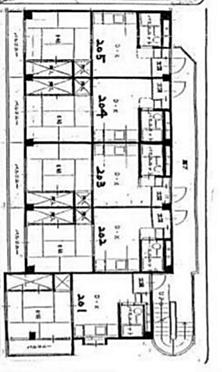 マンション(建物全部)-市川市南行徳4丁目 2F