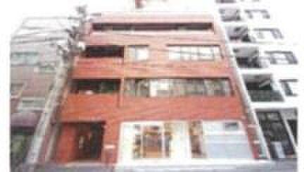 事務所(建物一部)-中央区新富2丁目 外観