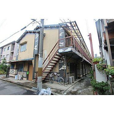 アパート-大阪市住吉区庭井1丁目 外観