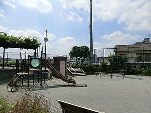 アパート-新宿区高田馬場3丁目 中井東公園
