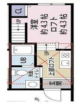 アパート-葛飾区東堀切1丁目 間取り