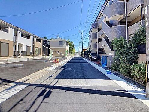 新築一戸建て-名古屋市天白区保呂町 前面道路
