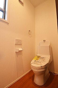 新築一戸建て-立川市砂川町8丁目 トイレ