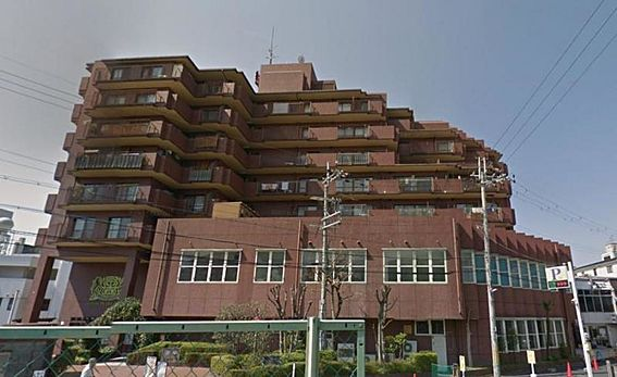 マンション(建物一部)-奈良市富雄元町2丁目 外観