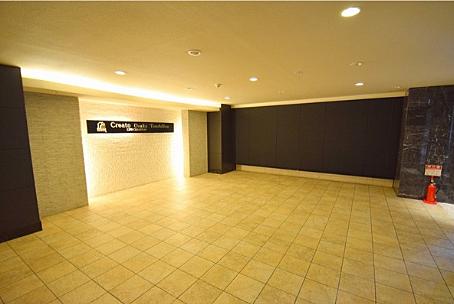マンション(建物一部)-大阪市旭区清水5丁目 高級感あるエントランス