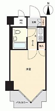 マンション(建物一部)-京都市中京区姉西洞院町 間取り