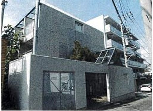 区分マンション-横浜市西区北軽井沢 外観