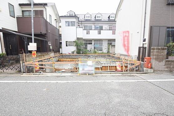 新築一戸建て-足立区竹の塚3丁目 外観