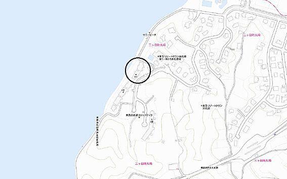 マンション(建物一部)-浜松市北区三ヶ日町大崎 地図