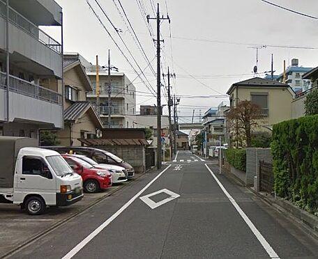 建物全部その他-足立区西新井本町2丁目 前面道路