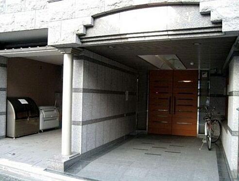 マンション(建物一部)-京都市東山区毘沙門町 清潔感のあるアプローチ