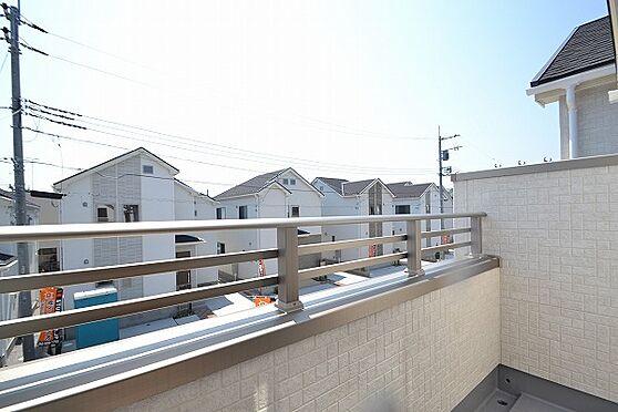 新築一戸建て-昭島市緑町2丁目 バルコニー