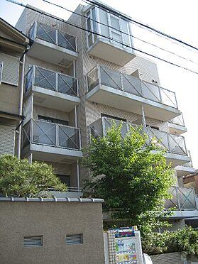 マンション(建物一部)-京都市東山区清水4丁目 植栽の植わる落ち着いた外観