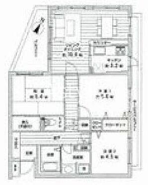 マンション(建物一部)-横浜市南区平楽 間取り