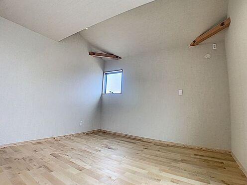 戸建賃貸-安城市大山町1丁目 木のぬくもりを感じる洋室