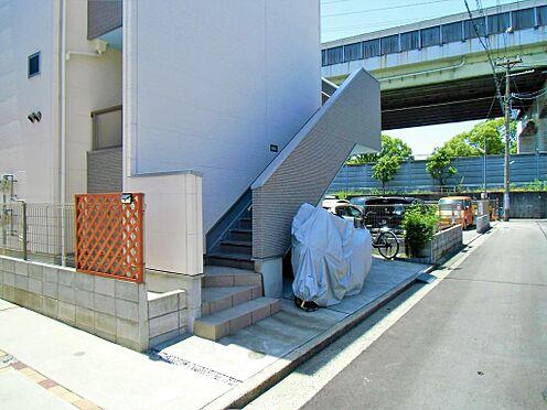 アパート-堺市堺区出島浜通 エントランス