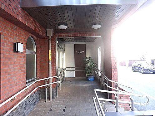 マンション(建物一部)-大阪市住吉区山之内3丁目 便利なスロープ付き