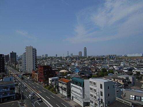 マンション(建物一部)-北区志茂2丁目 最上階別部屋眺望(2020年5月撮影)
