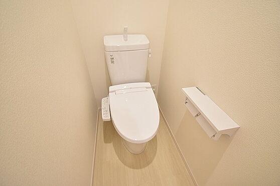 新築一戸建て-江戸川区船堀7丁目 トイレ