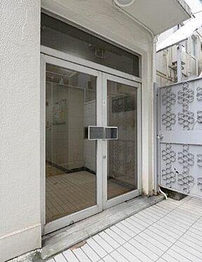 マンション(建物一部)-新宿区市谷台町 エントランス