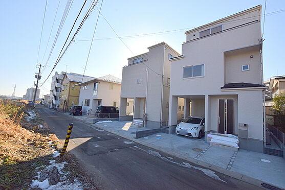 新築一戸建て-仙台市泉区八乙女中央4丁目 外観