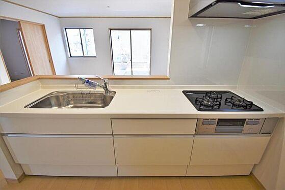新築一戸建て-名取市大手町2丁目 キッチン