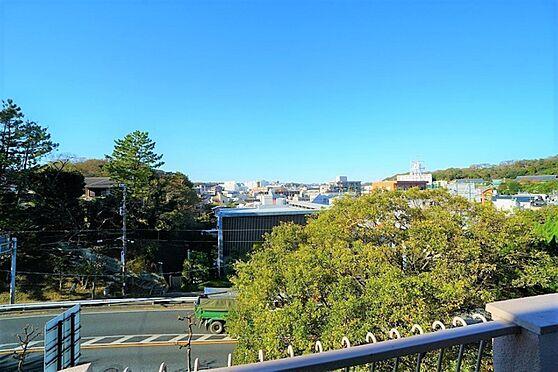 中古マンション-藤沢市藤沢 眺望、お正月には箱根駅伝も見られます