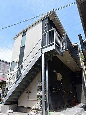 アパート-横浜市磯子区上町 外観