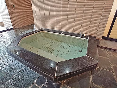 中古マンション-賀茂郡東伊豆町奈良本 こちらは水風呂です。