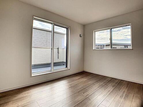 新築一戸建て-名古屋市守山区翠松園2丁目 洋室が3部屋有る為お子様が多いご家庭でも安心です♪