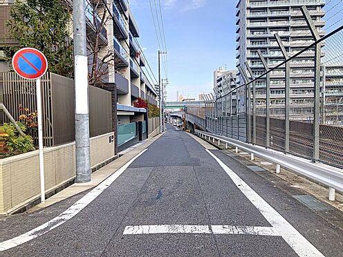 中古マンション-名古屋市名東区社台3丁目 前面道路