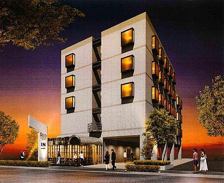 ホテル-豊中市三国2丁目 外観