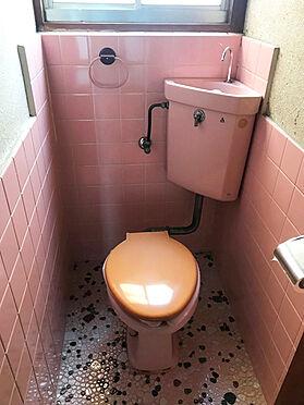 中古テラスハウス-大阪市生野区桃谷4丁目 トイレ