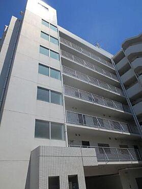 マンション(建物一部)-北九州市小倉北区大畠1丁目 西側の外観。