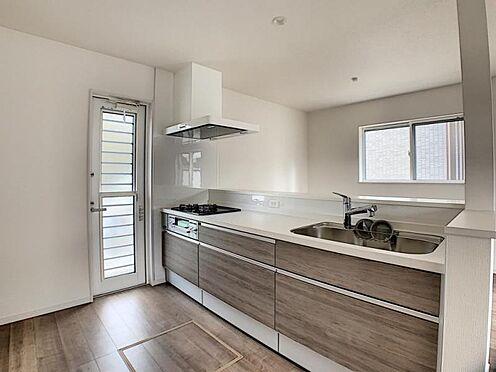 新築一戸建て-名古屋市守山区翠松園2丁目 収納が充実したキッチン
