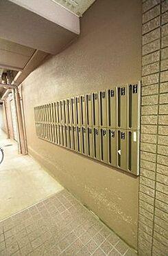 マンション(建物一部)-京都市上京区西船橋町 メールボックス